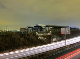 """Alter Güterbahnhof"" Januar 2011 / foto: parcelpanic"