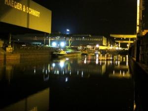 im hafen, wo die schiffe schlafen / foto: parcelpanic