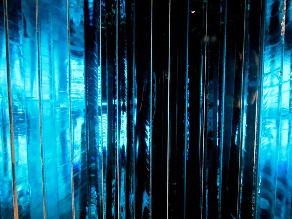 blue view / foto: parcelpanic
