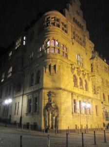 Da brennt noch Licht beim Ex.OB... / foto: parcelpanic
