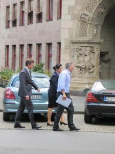 Kurt Krieger (rechts im bild) / foto: parcelpanic
