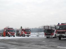 Duisburg - Wedau - Rettungsübung FW DU