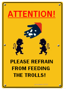 dont feed