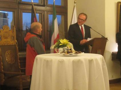 Johannes Tekath, Sören Link / foto: Anita Bigdeli